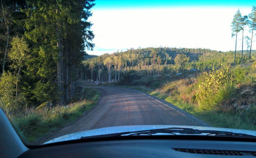 Festgefahren und verloren in Schweden im Nirgendwo [Tag 3]