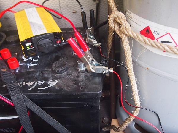 Spannungswandler 12 Volt 220 Volt Wohnwagen